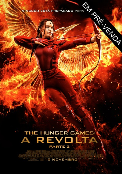 The Hunger Games: A Revolta Parte 2