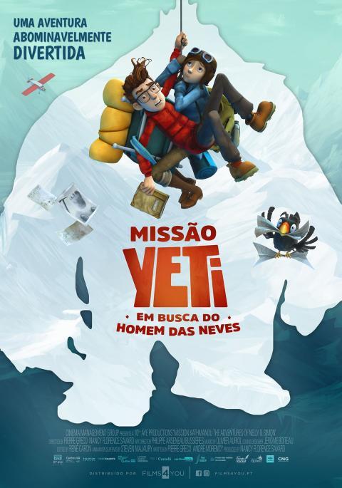 Missão Yeti: Em Busca do Homem das Neves (VP)