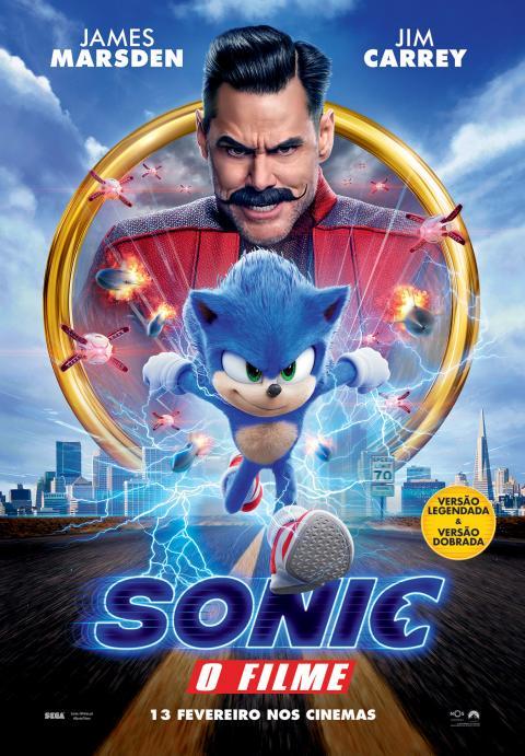 Sonic - O Filme VO
